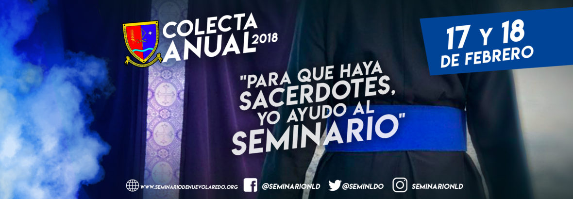 Seminaristas invitan a Colecta 2018