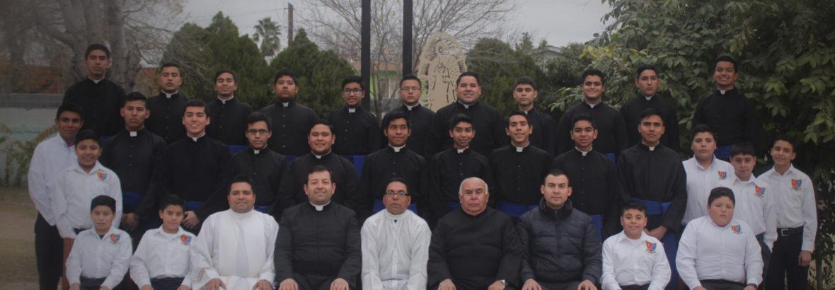Seminario Menor 2017-2018